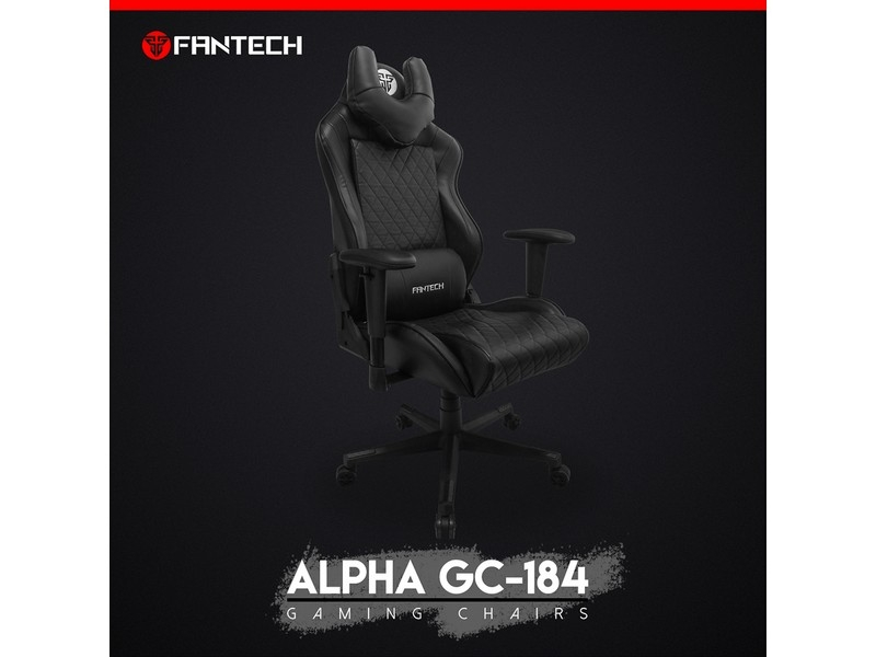 Fantech ALPHA GC-184 Stability & Safety Hydraulic Gaming Chair