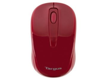 TARGUS W600 Wireless Optical Mouse (Red) (AMW600)