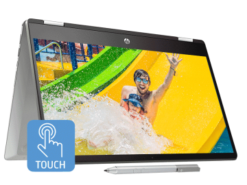"HP Pavilion x360 14-dh1056TX i5-10210U 14"" Laptop / Notebook (Silver)"