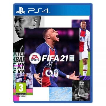 FIFA 21 Standard Edition PS4™ and PS5™ (R2/ENG)