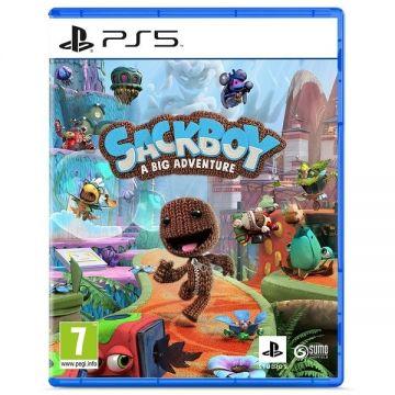 Sackboy : A Big Adventure (PS5/R3/ENG,CHN)