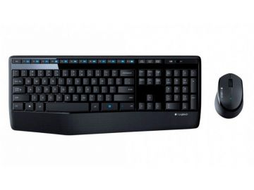Logitech MK345 Wireless Keyboard Mouse Combo with extra-long battery life