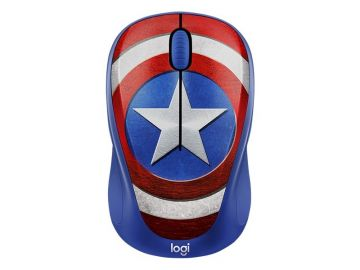Logitech M238 MARVEL COLLECTION WIRELESS MOUSE - Captain America (910-005561)