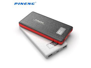 PINENG PN-963 10000mAh Li-Polymer Powerbank (Black) (Genuine)