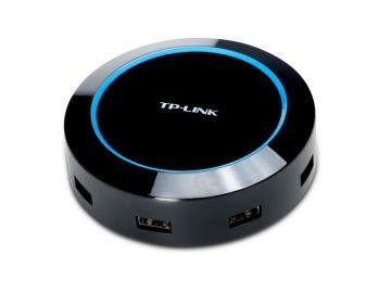 TP-Link 25W 5-Port USB Charger Adaptor UK Socket (UP525)