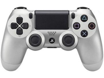 Sony PS4 DUALSHOCK®4 Wireless Controller PS4 - Silver (Original Sony Malaysia Warranty)