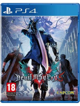 Devil May Cry 5 (PS4/R3/ENG,CHN)
