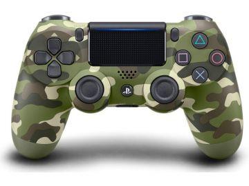 Sony PS4 DUALSHOCK®4 Wireless Controller PS4 - Green Camouflage (Original Sony Malaysia Warranty)