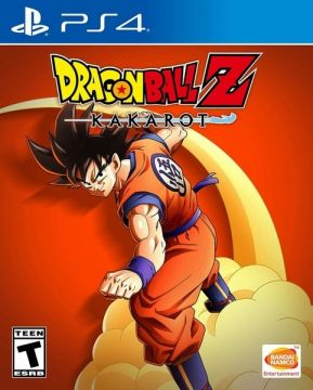 DRAGON BALL Z: KAKAROT (PS4/R3/ENG)