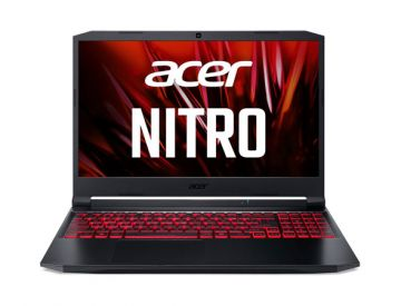 "ACER Nitro 5 AN515-56-763W i7-11370H 15.6"" Gaming Laptop / Notebook (Black-Red) (NEW)"