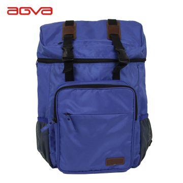 "AGVA LTB249BL 15"" Backpack Blue"
