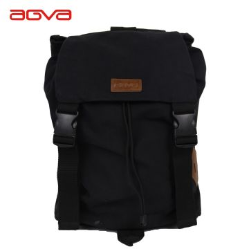 """AGVA LTB272 Black 15"""" Griffin Backpack"""