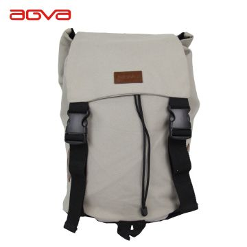 """AGVA LTB272 Grey 15"""" Griffin Backpack"""