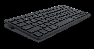 ALCATROX Xplorer Go! 100BT Wireless Keyboard (Black)