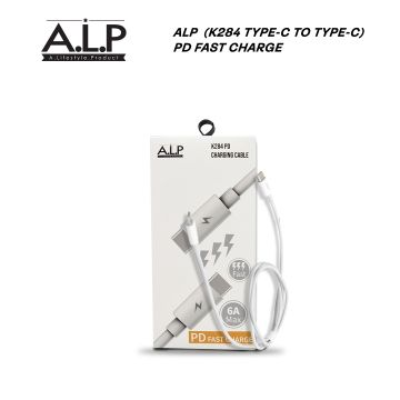 ALP K284 PD Fast Charging Cable
