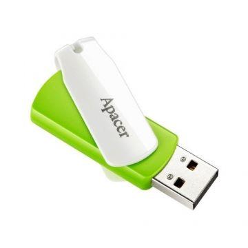 APACER AH335 32GB USB2.0 Flash Drive (Green)