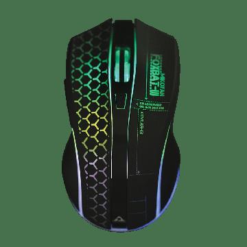 ARMAGGEDDON Mikoyan Foxbat III Kevlar-13 5-button 2.4GHz Wireless Gaming Mouse