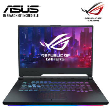 "ASUS ROG STRIX G G531G-TAL236T i5-9300H 15.6"" Gaming Laptop / Notebook (Black)"