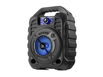 Vinnfier FlipGear Tango 303 WM TWS Wireless Portable Bluetooth Speaker with Karaoke system,Micro SD slot,Remote Control,FM Radio,USB Drive, Sound Record and AUX Line-in Free 1 Wireless Mic