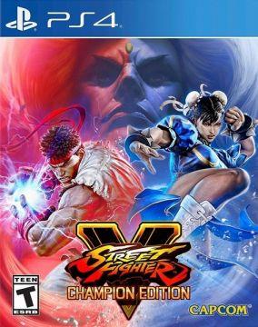 STREET FIGHTER V: CHAMPION EDITION (PS4/R3/ENG)