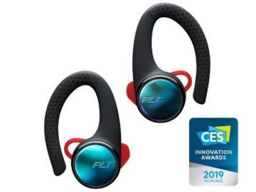 Plantronics BACKBEAT FIT 3100 True Wireless Sport Earbuds