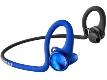 Plantronics BACKBEAT FIT 2100 Wireless Sport Headphones (Black, Blue, Grey)