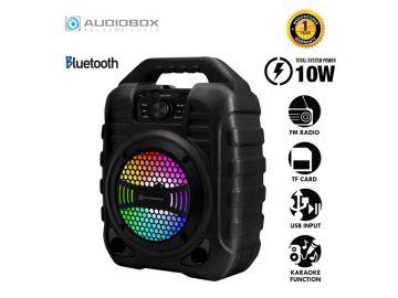 AudioBox BBX 650 TWS ShockProof Portable Bluetooth / FM Radio Loud Speaker BBX650 (Online Exclusive)