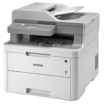 BROTHER DCP-L3551CDW Duplex Wifi Color LED Printer