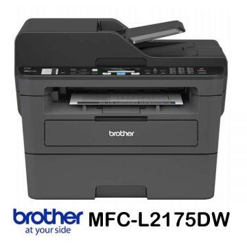 BROTHER MFC-L2715DW AIO Fax Duplex Wifi Mono Laser Printer