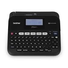 BROTHER PT-D450 P-Touch Label Printer