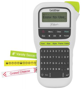 BROTHER PT-H110 P-Touch Label Printer