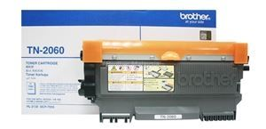 BROTHER TN-2060 Black Toner Cartridge (700 pages)