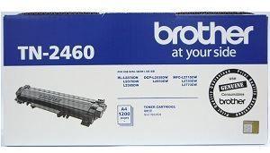 BROTHER TN-2460 Black Toner Cartridge (1.2K)