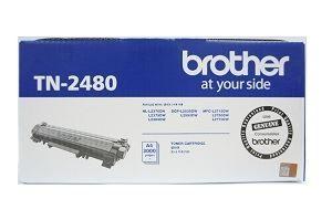 BROTHER TN-2480 Black Toner Cartridge (3K)