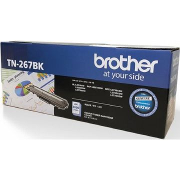 BROTHER TN-267 Black Toner Cartridge (3,000 pages)