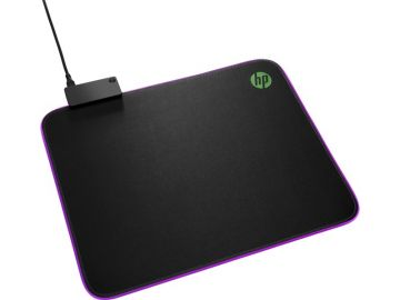 HP Pavilion Gaming Mouse Pad 400 (5JH72AA) with Lighting
