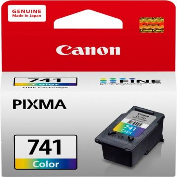 CANON CL-741 Color Ink Cartridge (180 pages)