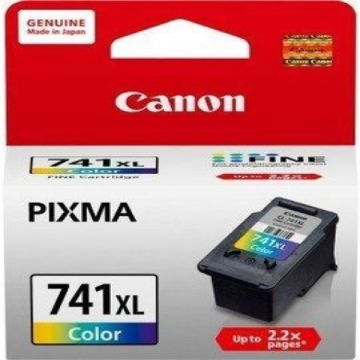 CANON CL-741XL Color Ink Cartridge (400 pages)