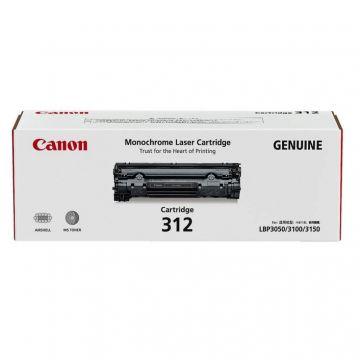 CANON Cart 312 Black Toner Cartridge (1,500 pages)