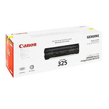 CANON Cart 325 Black Toner Cartridge (1,600 pages)
