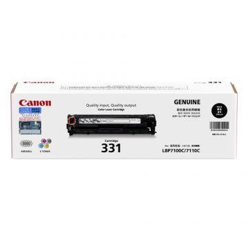 CANON Cart 331 Black Toner Cartridge (1,400 pages)