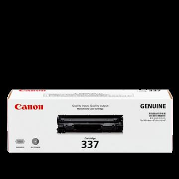 CANON Cart 337 Black Toner Cartridge (2,400 pages)