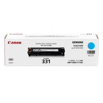 CANON Cart 331 Cyan Toner Cartridge (1.4K pages)