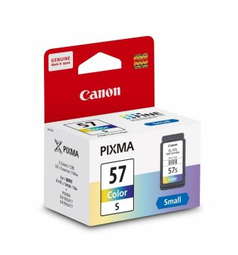 CANON CL-57S Color Ink Cartridge (180 pages) (CL57S)