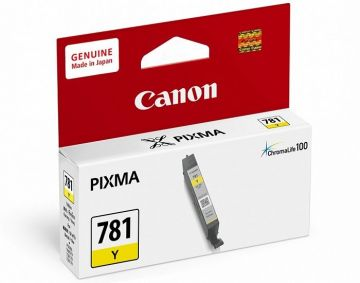 CANON CLI-781 Yellow Ink Cartridge (250 pages)