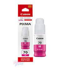 CANON GI-70 Magenta Ink Bottle (7,000 pages)