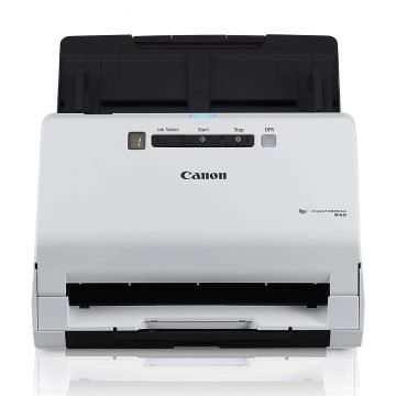 CANON imageFORMULA R40 Office Document Scanner (New)