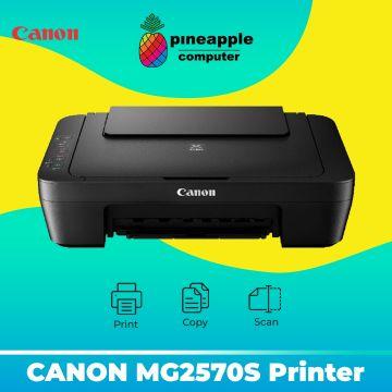 CANON Pixma MG2570S AIO Inkjet Printer