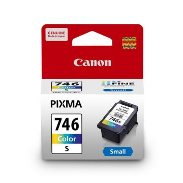 CANON CL-746S Color Ink Cartridge (100 pages)