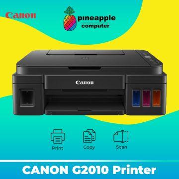 CANON Pixma G2010 AIO Refillable Ink Tank Printer